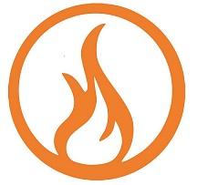 Feuerschalen, Offenes Feuer