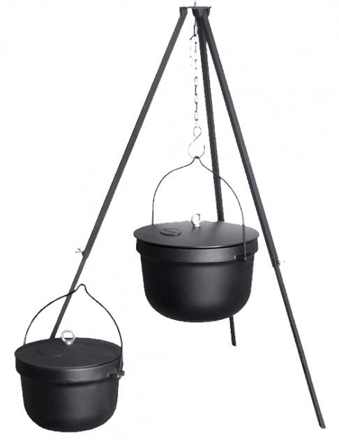 plamen gusskessel mit deckel 10 liter bogr cs gu. Black Bedroom Furniture Sets. Home Design Ideas