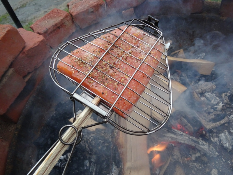 Light My Fire Grillrost Grandpas Firegrill