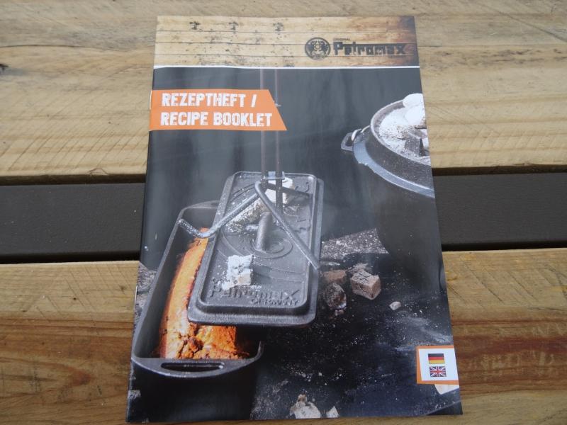 Petromax Rezeptheftchen +++kostenlos+++