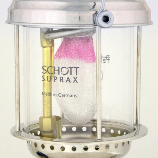 Petromax Glas HK350/500 klar