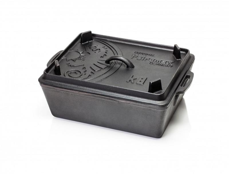 Petromax-Kastenform mit Deckel k8