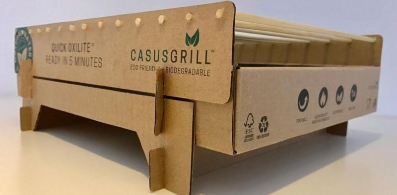 Casus Grill -Die absolute Weltneuheit-