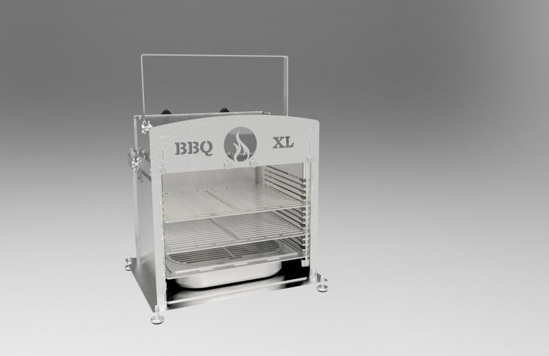 Der 800 CELSIUS BBQ-XL by Feuertopf-Shop
