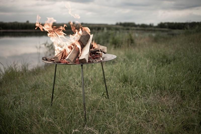 Verlängerung für Petromax-Feuerschale 3er Set