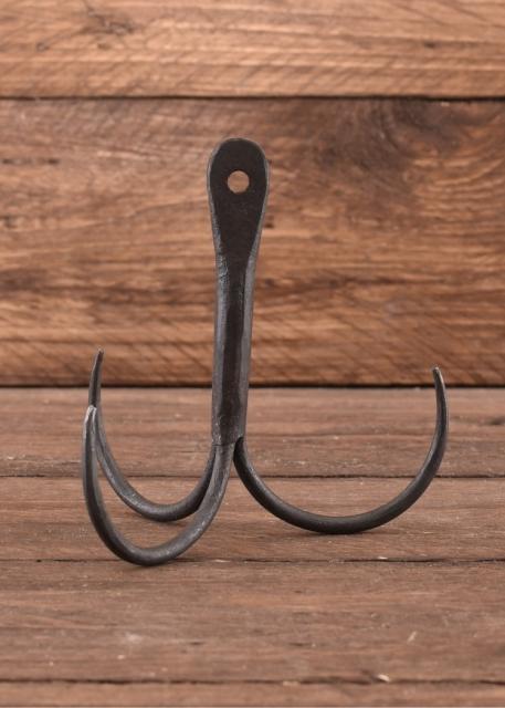 Enterhaken aus geschmiedetem Stahl