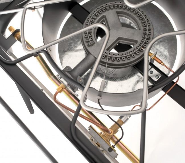 Petromax Gastisch mit Mehrfachbrenner ge90-s
