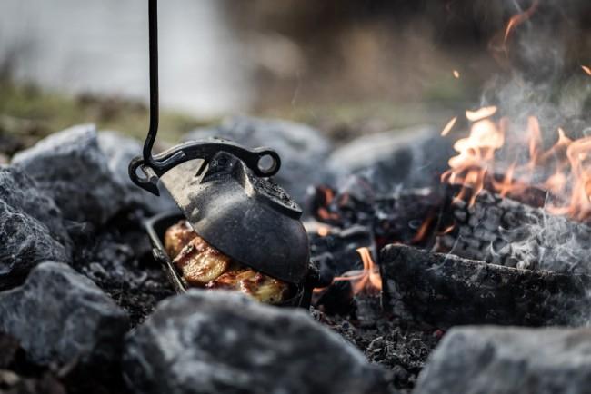 Petromax Gusseiserner Kartoffelbräter