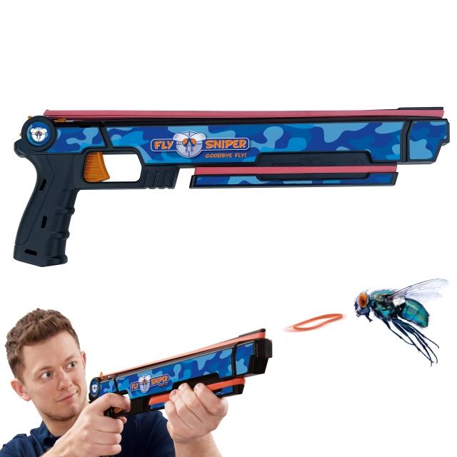 FlySniper - Gummibänder