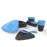 Light-my-Fire Meal Kit 2.0 blau