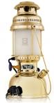 Petromax HK 500 Elektro Tischleuchte Messing