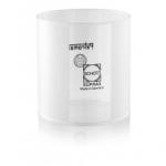 Petromax Glas HK350/HK500 vertikal mattiert