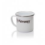 Petromax Emaille-Becher weiß