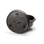 Petromax Feuertopf ft 4.5 (Dutch Oven)