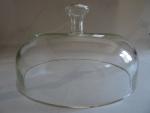 Glas-Kochglocke Peka feuerfest 40cm Durchmesser