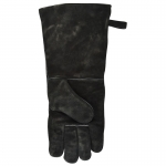Grill Handschuh aus Leder für Rechtshänder