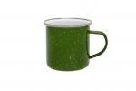Origin Outdoors Emaille Tasse - 360 ml grün