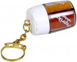 BasicNature Gewürzstreuer Mini - mit Schlüsselanhänger