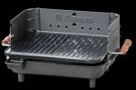 BBQ-Gussgrill mit emaillierter Gussgrillplatte in den Maßen 455x375mm